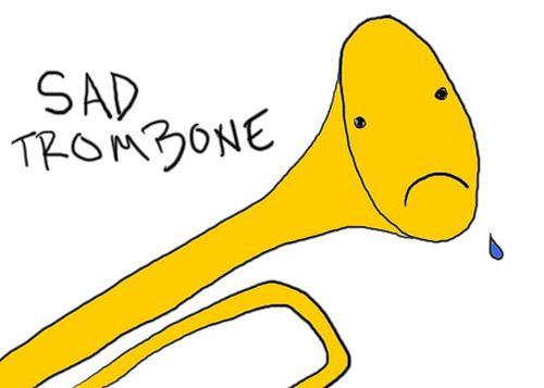 Image result for sad trombone gif